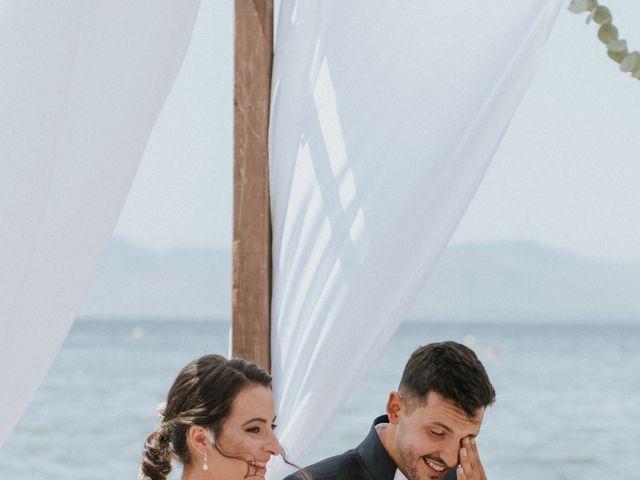 La boda de Carlos y Nuria en La Manga Del Mar Menor, Murcia 73