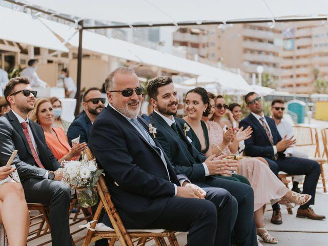 La boda de Carlos y Nuria en La Manga Del Mar Menor, Murcia 75