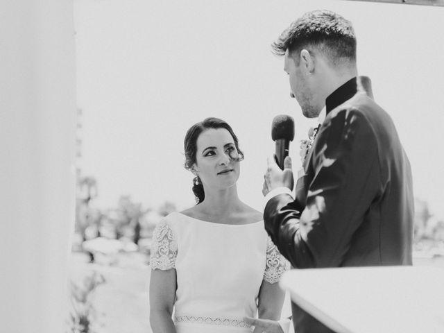 La boda de Carlos y Nuria en La Manga Del Mar Menor, Murcia 78