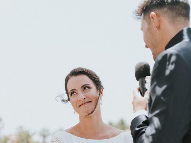 La boda de Carlos y Nuria en La Manga Del Mar Menor, Murcia 81