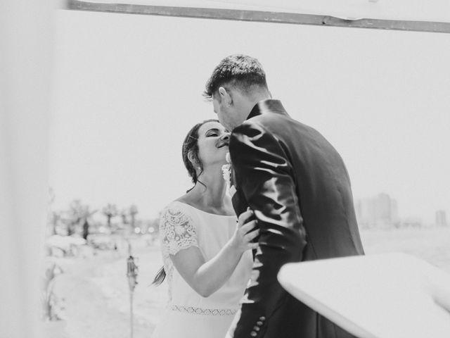 La boda de Carlos y Nuria en La Manga Del Mar Menor, Murcia 82