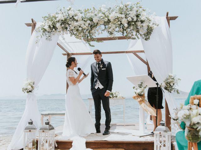 La boda de Carlos y Nuria en La Manga Del Mar Menor, Murcia 83