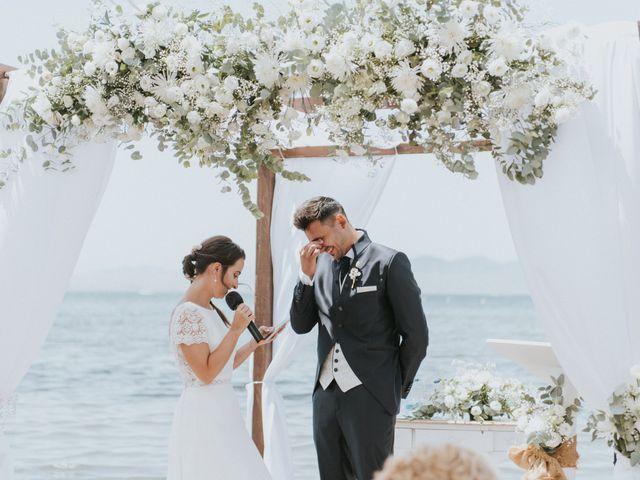 La boda de Carlos y Nuria en La Manga Del Mar Menor, Murcia 84