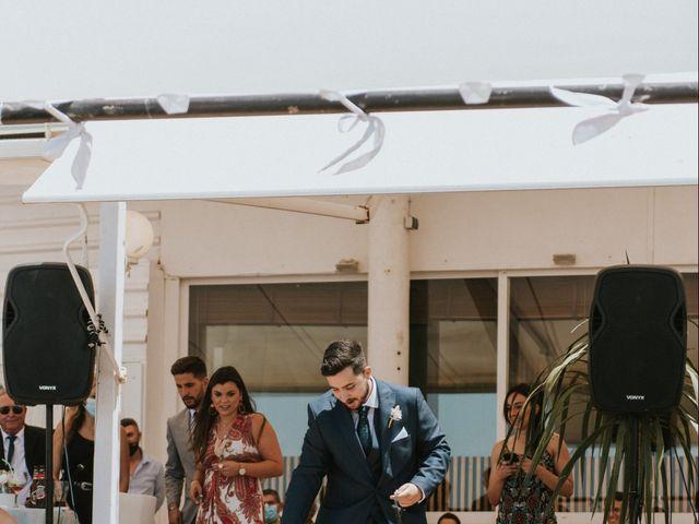 La boda de Carlos y Nuria en La Manga Del Mar Menor, Murcia 85