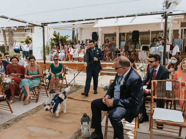 La boda de Carlos y Nuria en La Manga Del Mar Menor, Murcia 86