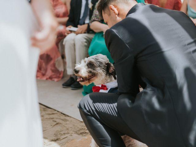 La boda de Carlos y Nuria en La Manga Del Mar Menor, Murcia 87