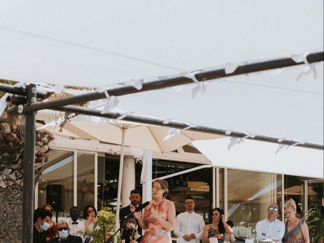 La boda de Carlos y Nuria en La Manga Del Mar Menor, Murcia 99