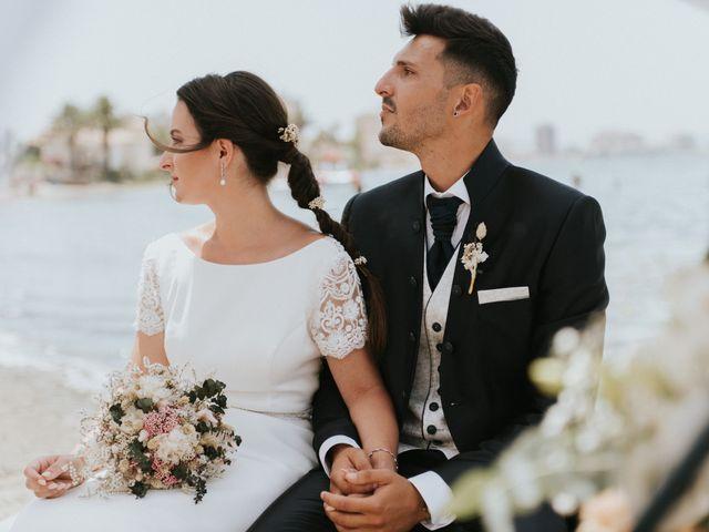 La boda de Carlos y Nuria en La Manga Del Mar Menor, Murcia 100