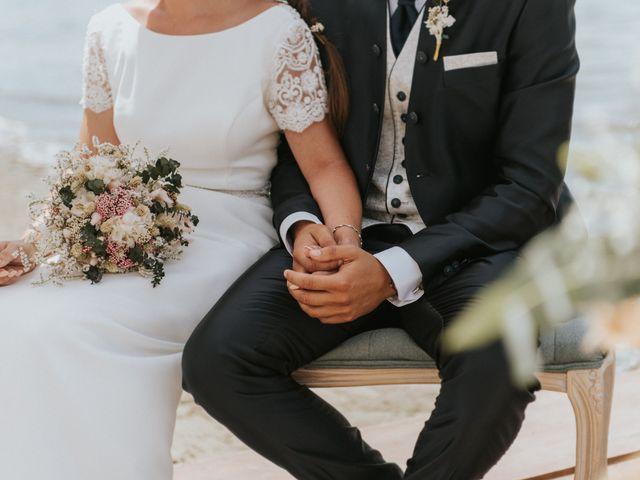 La boda de Carlos y Nuria en La Manga Del Mar Menor, Murcia 101