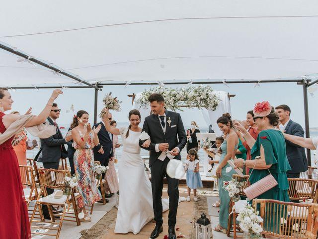 La boda de Carlos y Nuria en La Manga Del Mar Menor, Murcia 102