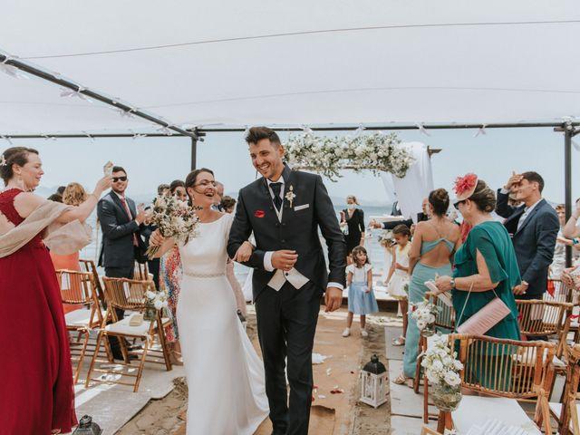 La boda de Carlos y Nuria en La Manga Del Mar Menor, Murcia 103