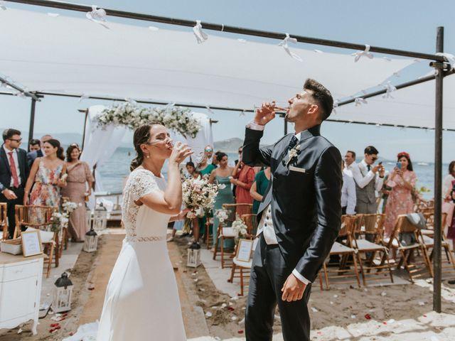 La boda de Carlos y Nuria en La Manga Del Mar Menor, Murcia 104