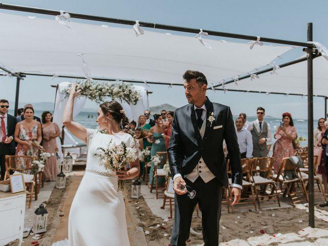 La boda de Carlos y Nuria en La Manga Del Mar Menor, Murcia 105