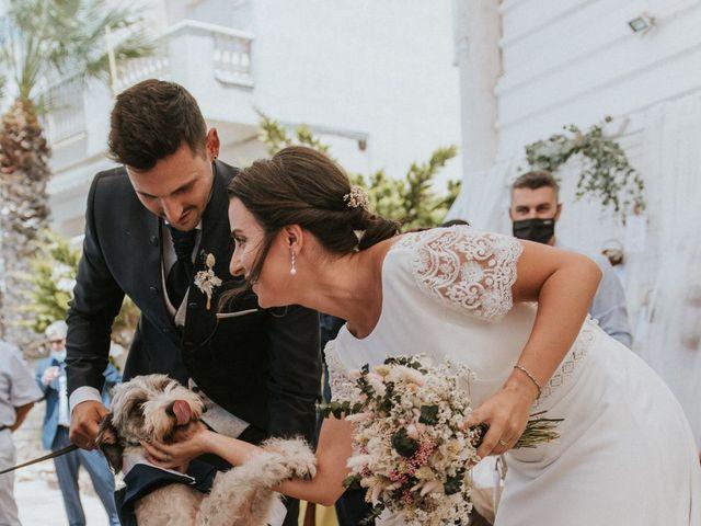 La boda de Carlos y Nuria en La Manga Del Mar Menor, Murcia 108