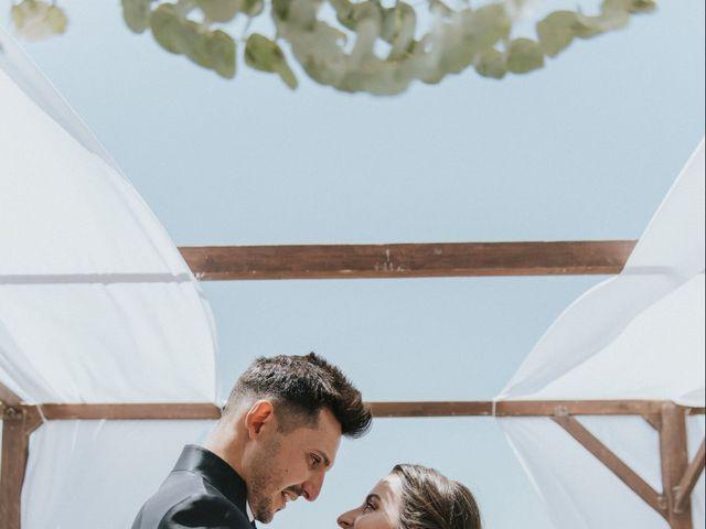 La boda de Carlos y Nuria en La Manga Del Mar Menor, Murcia 109