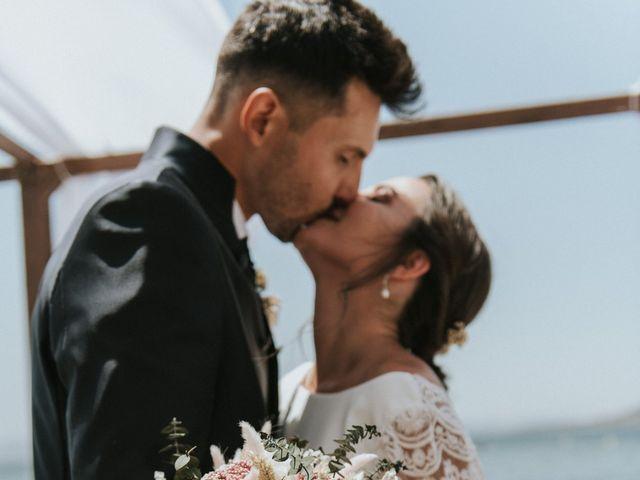 La boda de Carlos y Nuria en La Manga Del Mar Menor, Murcia 110