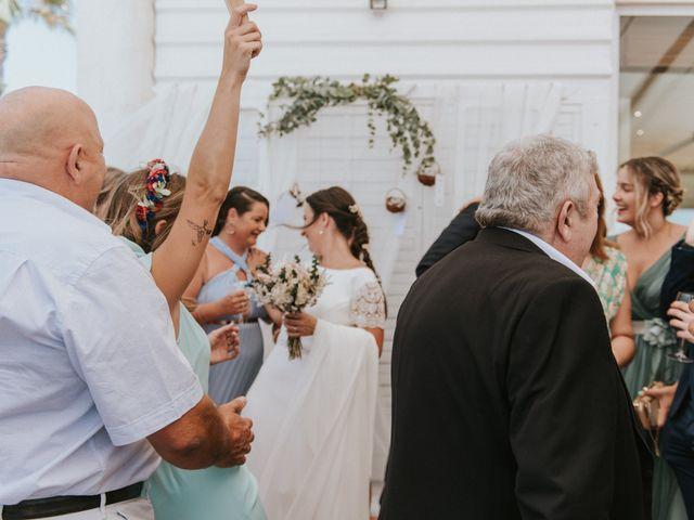 La boda de Carlos y Nuria en La Manga Del Mar Menor, Murcia 115