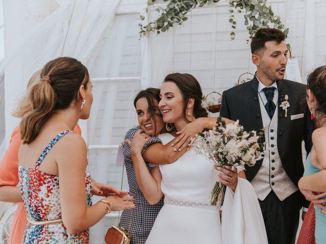 La boda de Carlos y Nuria en La Manga Del Mar Menor, Murcia 116