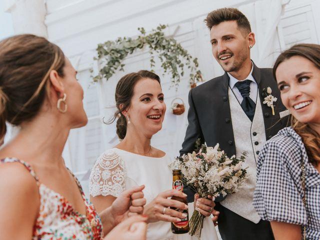 La boda de Carlos y Nuria en La Manga Del Mar Menor, Murcia 117