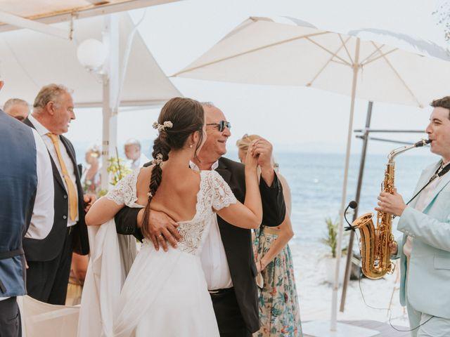 La boda de Carlos y Nuria en La Manga Del Mar Menor, Murcia 119
