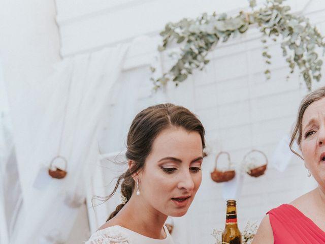 La boda de Carlos y Nuria en La Manga Del Mar Menor, Murcia 121