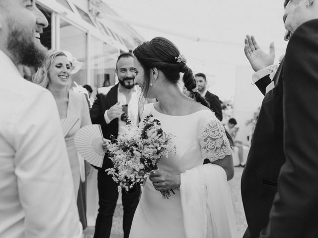La boda de Carlos y Nuria en La Manga Del Mar Menor, Murcia 124