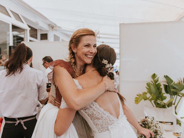 La boda de Carlos y Nuria en La Manga Del Mar Menor, Murcia 126
