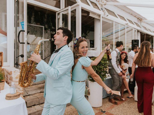 La boda de Carlos y Nuria en La Manga Del Mar Menor, Murcia 127