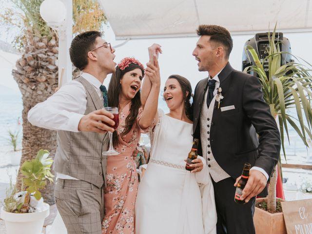 La boda de Carlos y Nuria en La Manga Del Mar Menor, Murcia 128