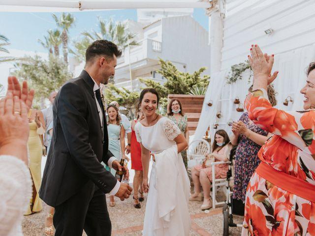 La boda de Carlos y Nuria en La Manga Del Mar Menor, Murcia 131