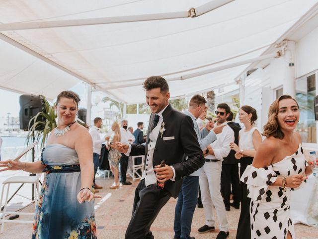 La boda de Carlos y Nuria en La Manga Del Mar Menor, Murcia 132
