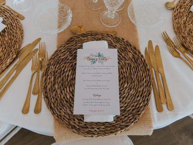 La boda de Carlos y Nuria en La Manga Del Mar Menor, Murcia 135