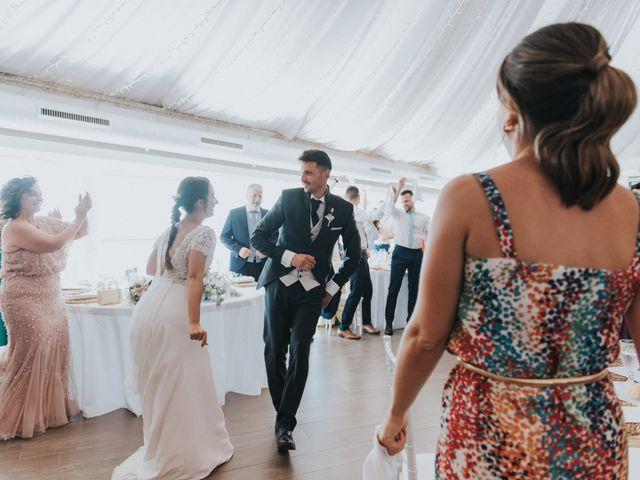 La boda de Carlos y Nuria en La Manga Del Mar Menor, Murcia 140