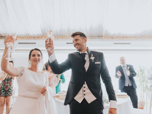 La boda de Carlos y Nuria en La Manga Del Mar Menor, Murcia 141