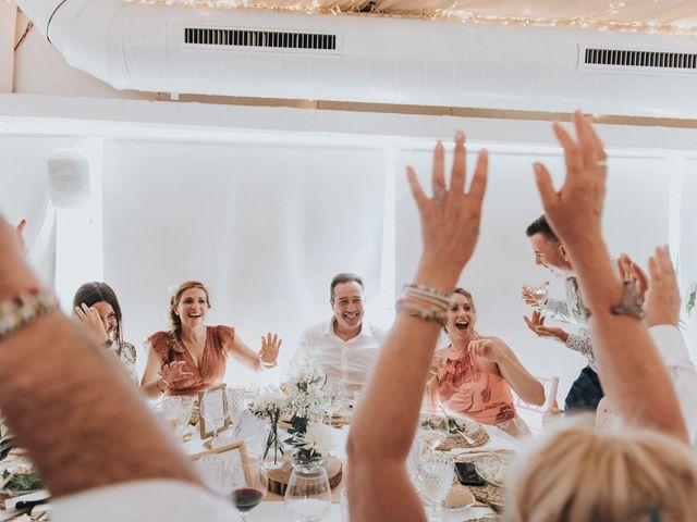 La boda de Carlos y Nuria en La Manga Del Mar Menor, Murcia 146