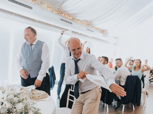 La boda de Carlos y Nuria en La Manga Del Mar Menor, Murcia 148