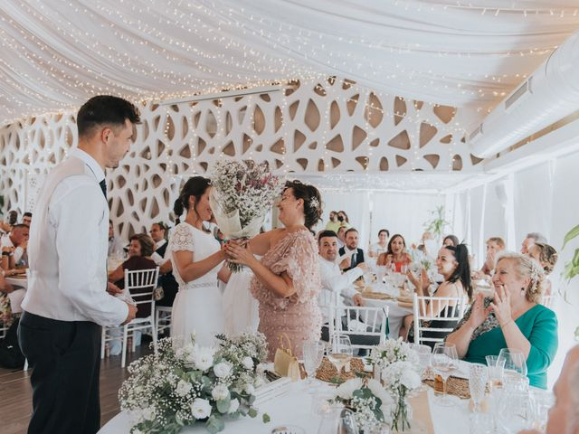 La boda de Carlos y Nuria en La Manga Del Mar Menor, Murcia 153