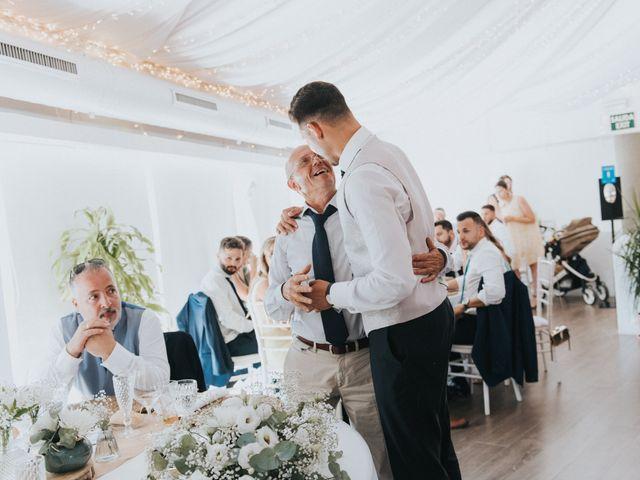 La boda de Carlos y Nuria en La Manga Del Mar Menor, Murcia 156