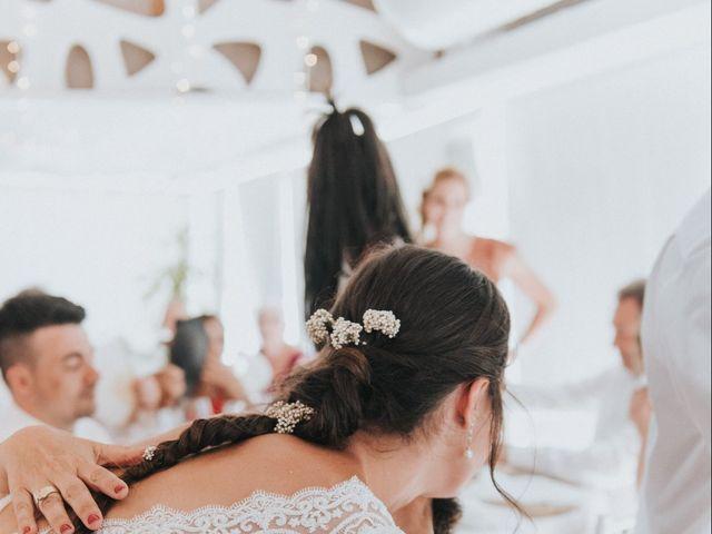 La boda de Carlos y Nuria en La Manga Del Mar Menor, Murcia 158