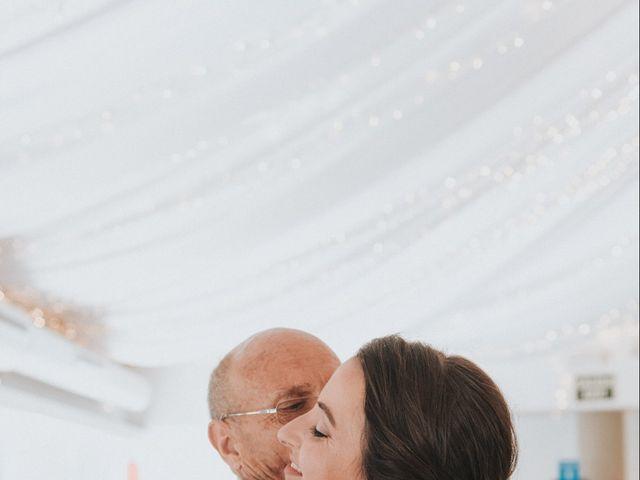 La boda de Carlos y Nuria en La Manga Del Mar Menor, Murcia 159