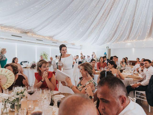 La boda de Carlos y Nuria en La Manga Del Mar Menor, Murcia 161
