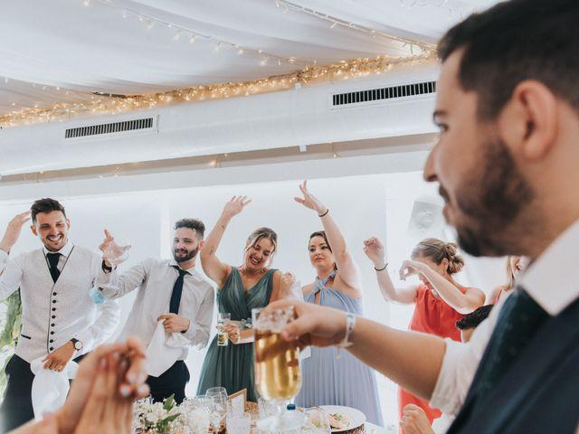 La boda de Carlos y Nuria en La Manga Del Mar Menor, Murcia 163