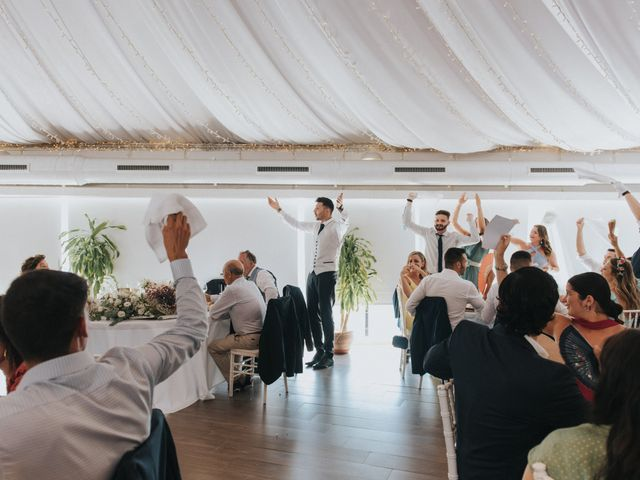La boda de Carlos y Nuria en La Manga Del Mar Menor, Murcia 166