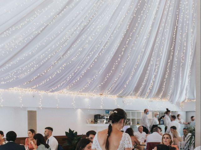 La boda de Carlos y Nuria en La Manga Del Mar Menor, Murcia 167