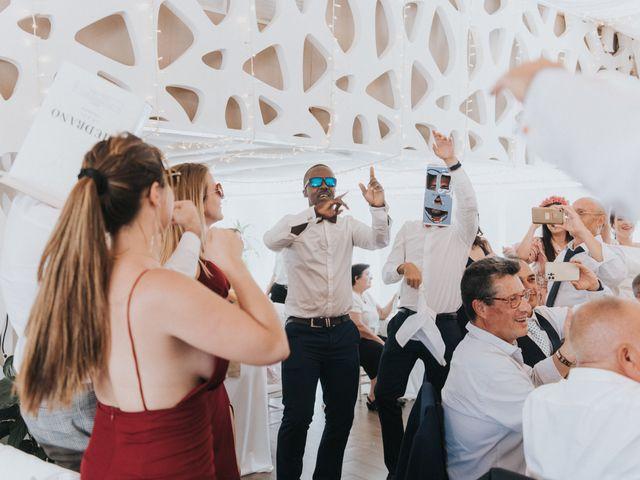 La boda de Carlos y Nuria en La Manga Del Mar Menor, Murcia 170