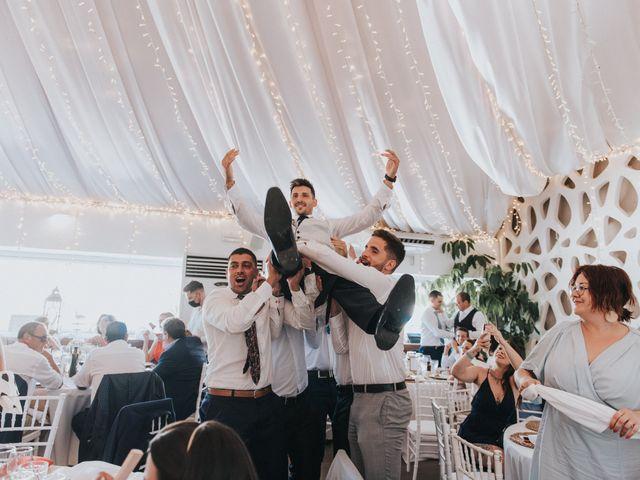 La boda de Carlos y Nuria en La Manga Del Mar Menor, Murcia 171