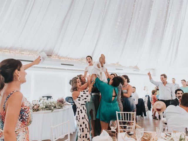 La boda de Carlos y Nuria en La Manga Del Mar Menor, Murcia 172