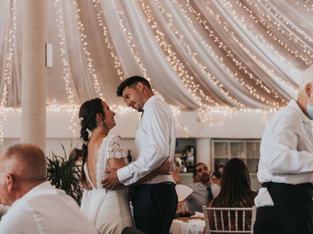La boda de Carlos y Nuria en La Manga Del Mar Menor, Murcia 173