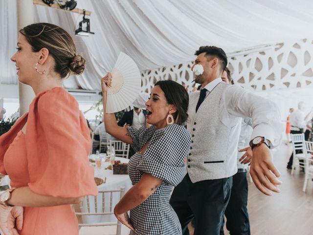 La boda de Carlos y Nuria en La Manga Del Mar Menor, Murcia 174