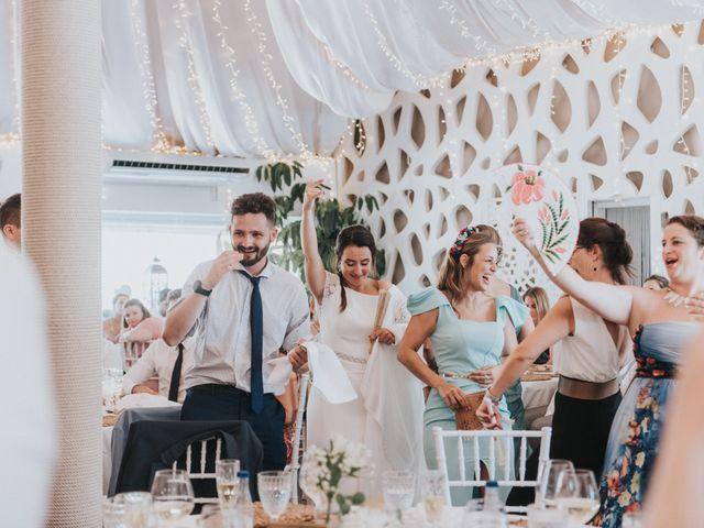 La boda de Carlos y Nuria en La Manga Del Mar Menor, Murcia 177